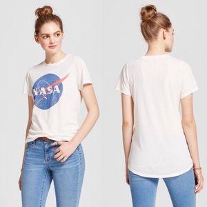 Zoe + Liv | NASA burnout graphic tee Medium